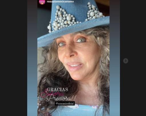 Verónica Castro impacta en redes sociales al compartir foto sin gota de maquillaje